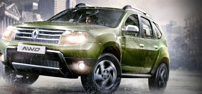 2014 Renault Duster AWD Launched in India; Price, Feature Details