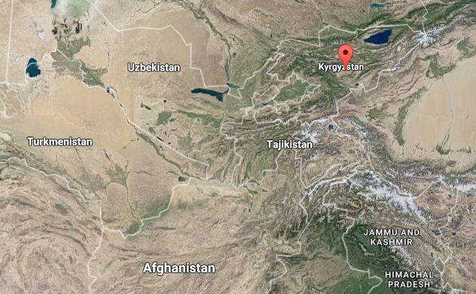 Kyrgyzstan, Kyrgyzstan terrorist, St Petersburg blast, Russia explosion, Terrorism in Russia, Russia terror attack, St Petersburg Metro attack, Kyrgyzstan tourism