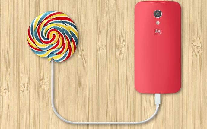 Android 5.0 Lollipop OTA Update Now Seeding to Moto G (Gen 1 and Gen 2), Confirms Motorola