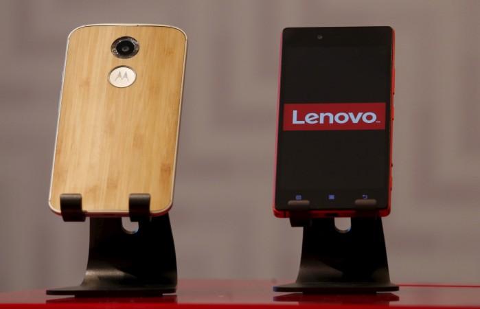 Lenovo - Motorola Logo