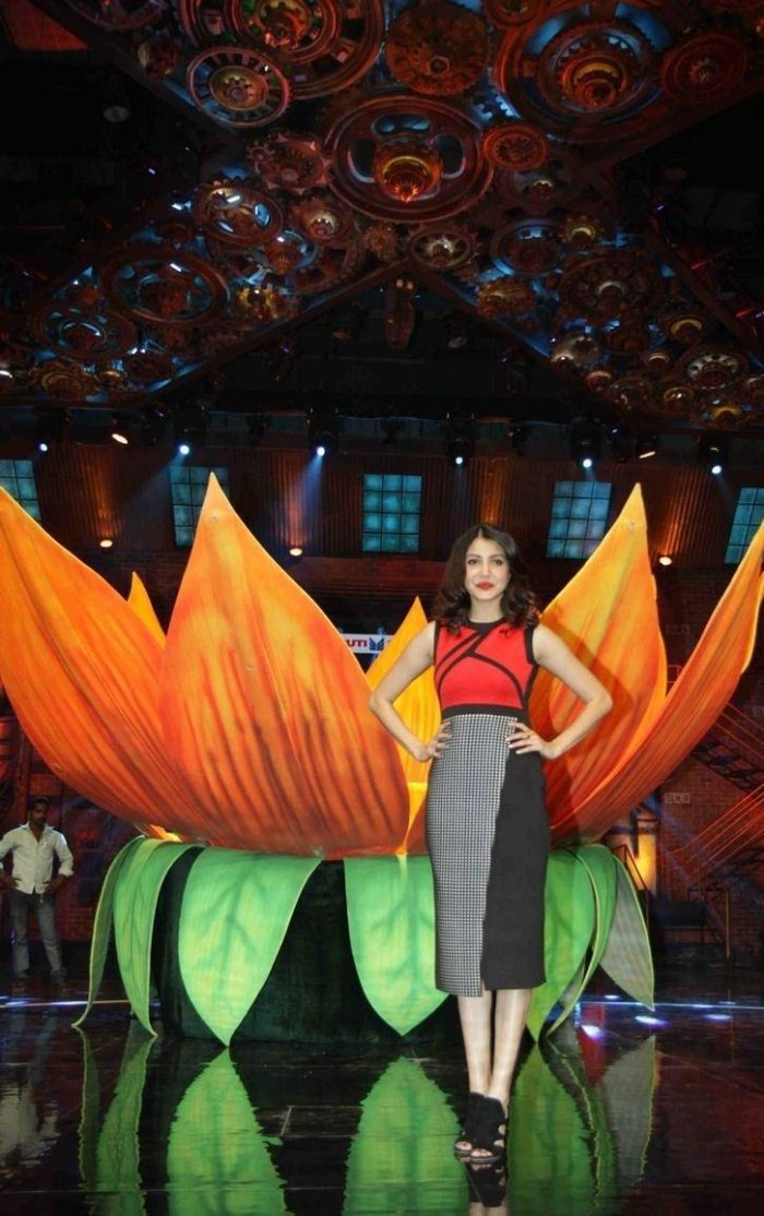 Anushka Sharma,actress Anushka Sharma,Anushka Sharma at Bombay Velvet Movie Promotions,Bombay Velvet Movie Promotions,Bombay Velvet,bollywood movie Bombay Velvet,Bombay Velvet pics,Anushka Sharma pics,Anushka Sharma images,Anushka Sharma photos,Anushka Sh