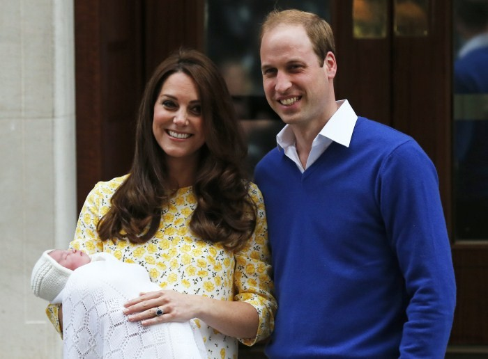Britain's New Princess Named Charlotte Elizabeth Diana,Charlotte Elizabeth Diana,New British princess is named Charlotte Elizabeth Diana,Royal princess named Charlotte Elizabeth Diana,Royal Princess,Charlotte Elizabeth Diana pics,Prince William,Princess D