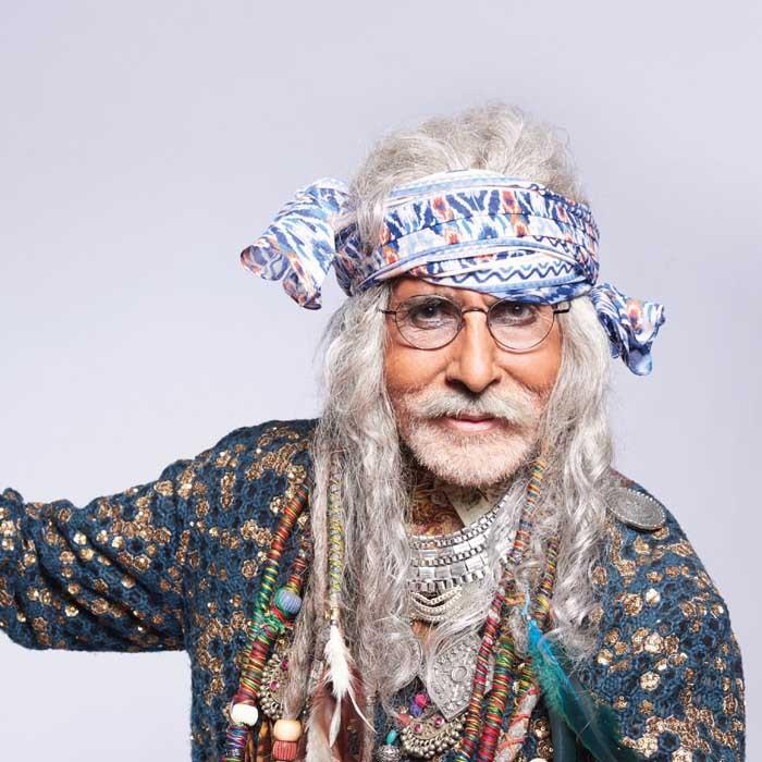 Amitabh Bachchan,Megastar Amitabh Bachchan,Amitabh Bachchan sports white dreadlocks,Big B sports white dreadlocks,Big B sports for TV commercial,Pink,Taapsee Pannu,Angad Bedi,Kirti Kulhari,Andrea Tariang