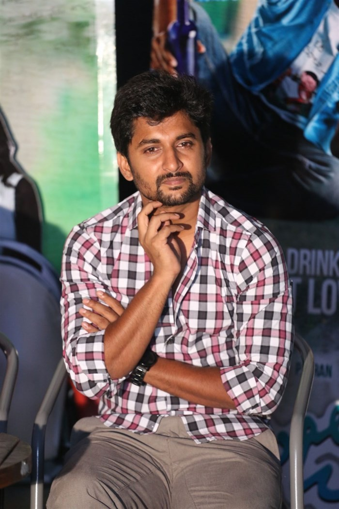 Majnu Success Meet,Nani,Anu Emmanuel,Majnu Success Meet pics,Majnu Success Meet images,Majnu Success Meet photos,Majnu Success Meet stills,Majnu Success Meet pictures,Majnu,Telugu movie Majnu
