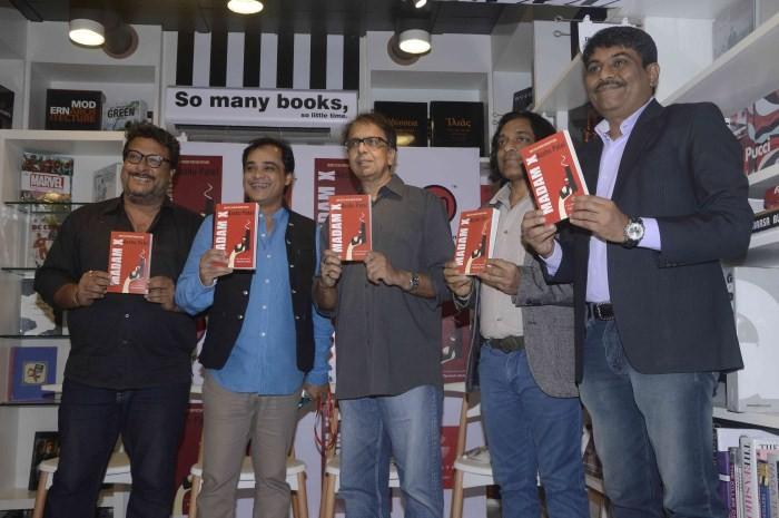 Aashu Patel's Launches His English Novel 'Madam X',Aashu Patel,Madam X,Madam X Novel