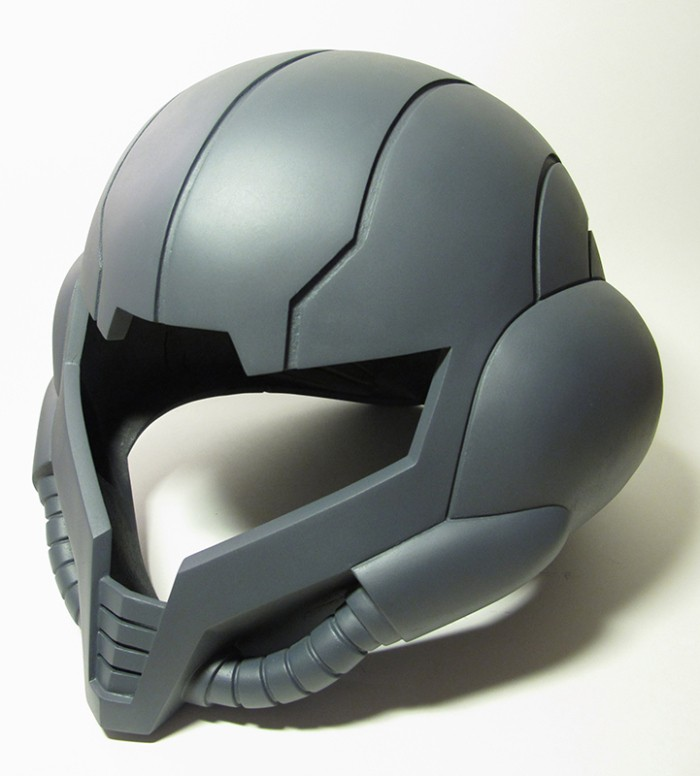 Varia Suit Created Using 3D-Printer