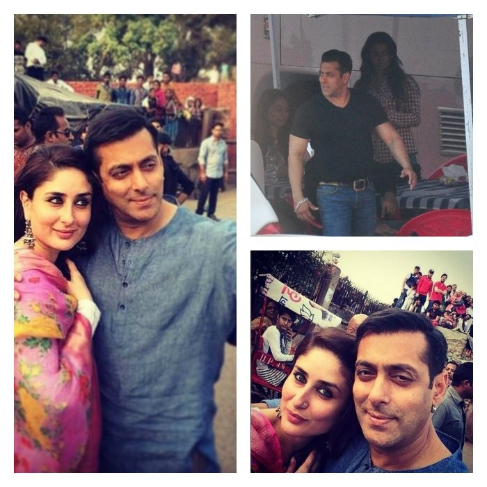 From Salman's 'Bajrangi Bhaijaan' to Aishwarya's 'Jazbaa'; Photos Leaked Online From Film Sets