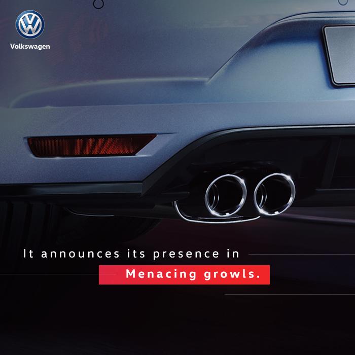 Volkswagen Polo GTI teased