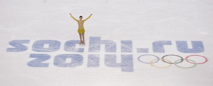 Yuna Kim at Sochi Olympics