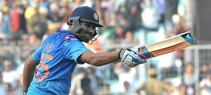 Rohit Sharma India Double Hundred