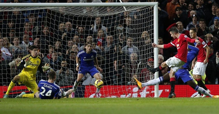 Robin Van Persie Manchester United Chelsea
