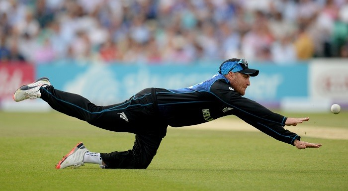 Brendon McCullum New Zealand