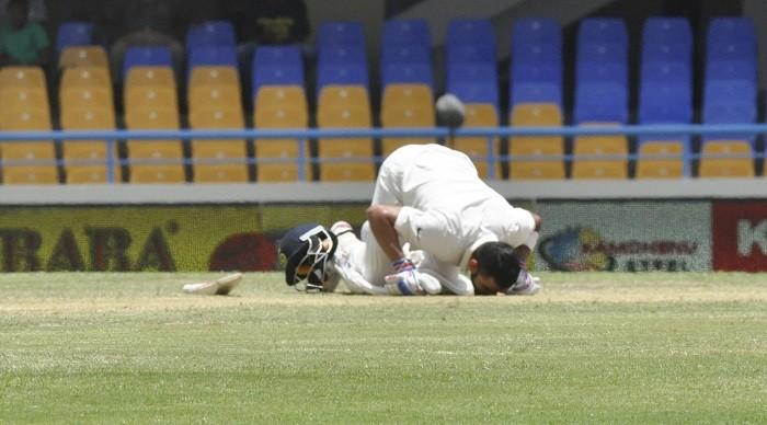 Virat Kohli India double hundred