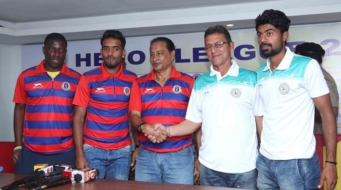 East Bengal Mohun Bagan Kolkata Derby Ranti Martins Sanjo Sen Armando Colaco