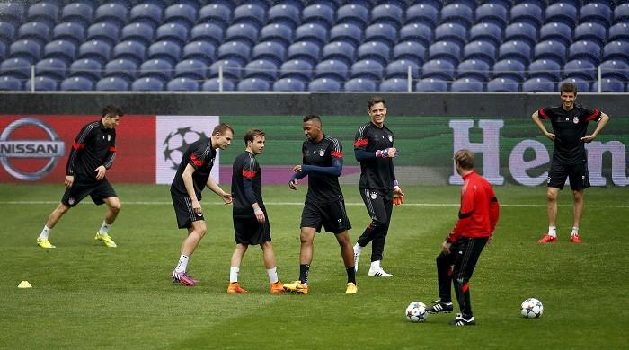 Porto vs Bayern Munich
