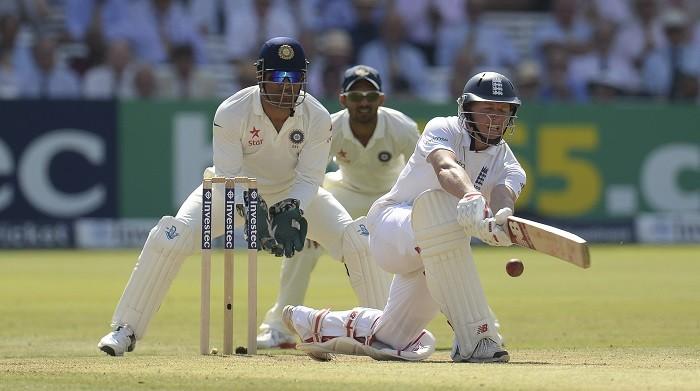 Gary Ballance England MS Dhoni India
