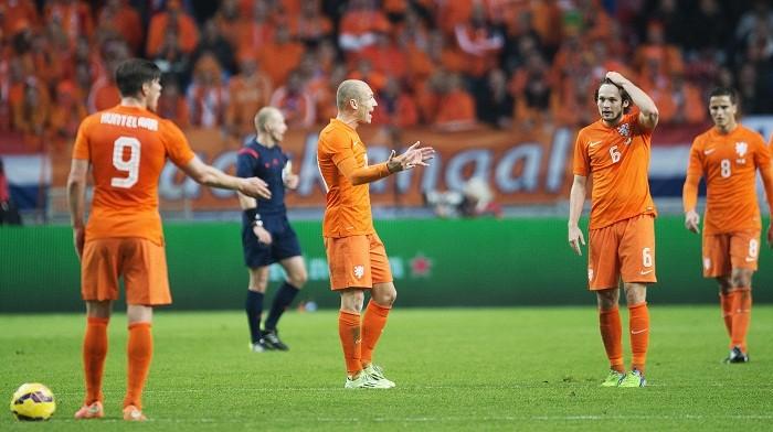 Netherlands Arjen Robben Daley Blind