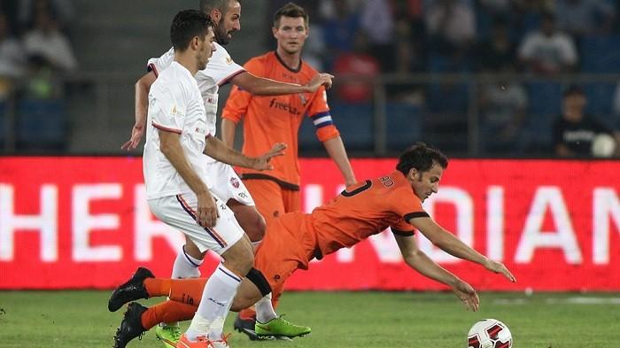 Alessandro Del Piero Delhi Dynamos FC Pune City