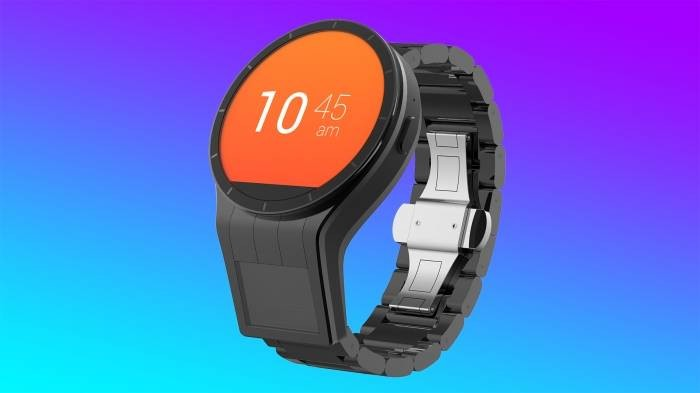 Lenovo Unleashes magic view, an Android Wear based Smartwatch with two displays