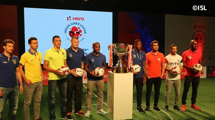 ISL 2015 Marquee Signings