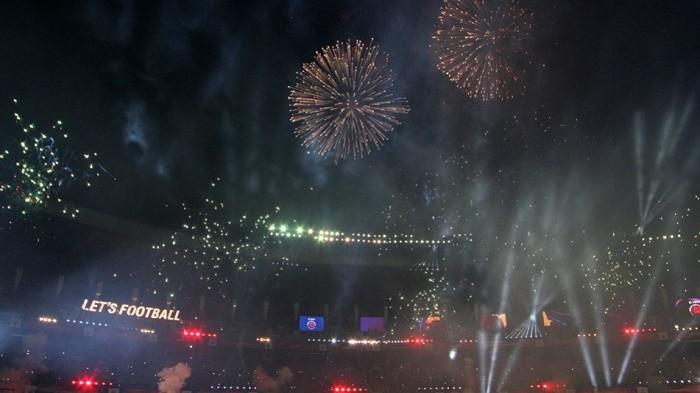 ISL Opening Ceremony