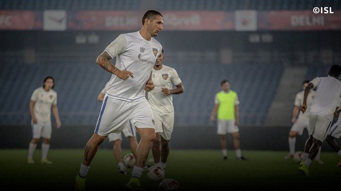 Marco Materazzi Chennaiyin FC
