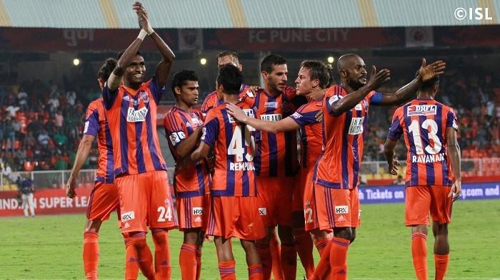 FC Pune City ISL 2015