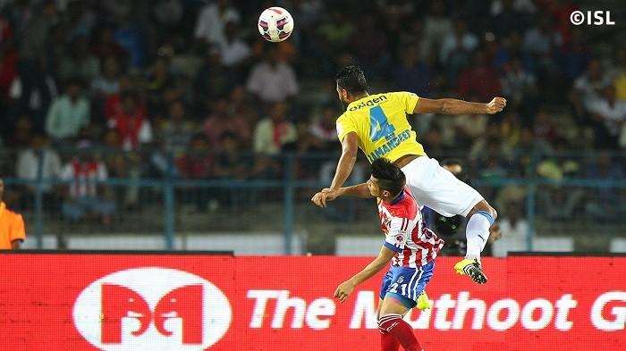 Kerala Blasters Ramandeep Arata Izumi Atletico de Kolkata