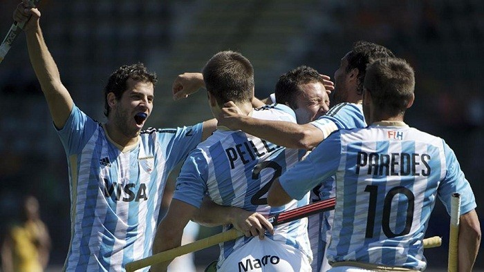 Argentina Hockey team