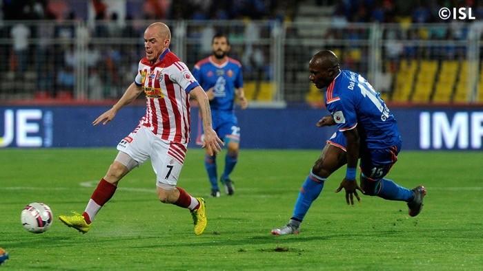 Atletico de Kolkata-FC Goa