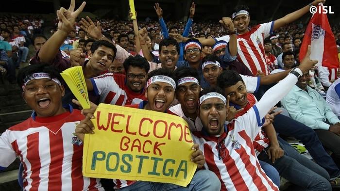 Atletico de Kolkata Fans