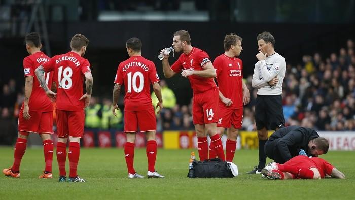 Henderson Lucas Liverpool