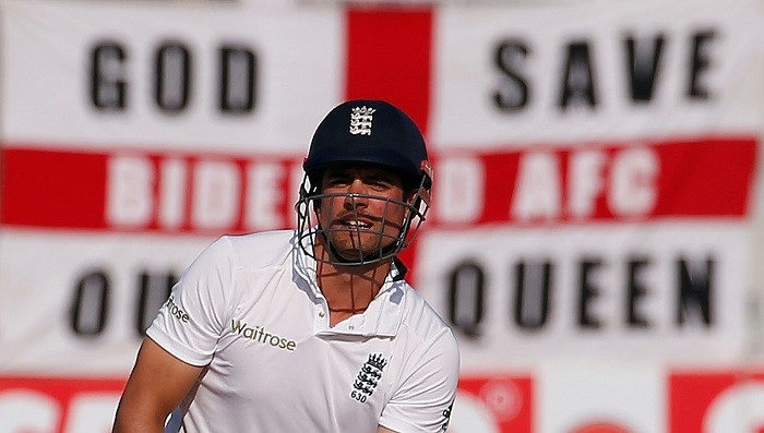 Alastair Cook resigns as England cricket captain
