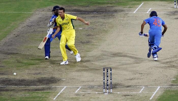 India-Australia cricket