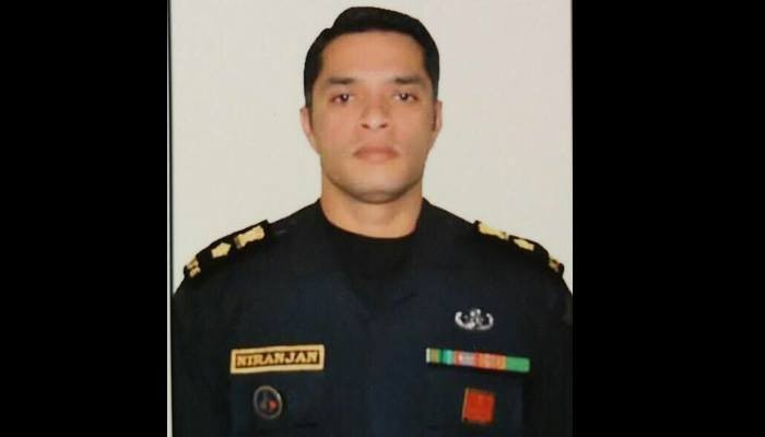 Lt Col Niranjan Kumar