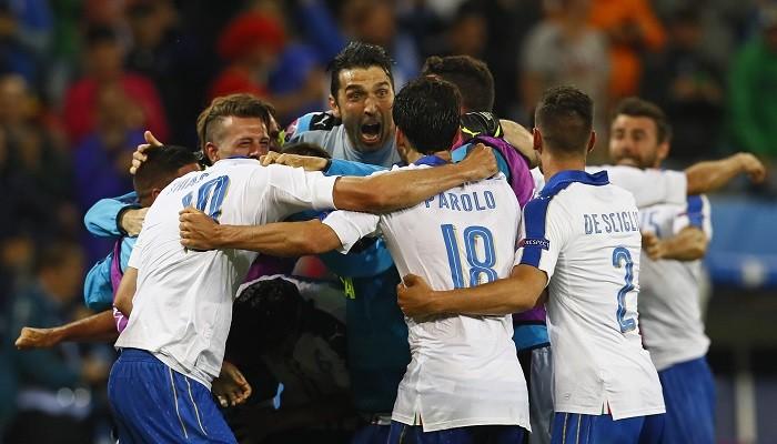 Italy Buffon