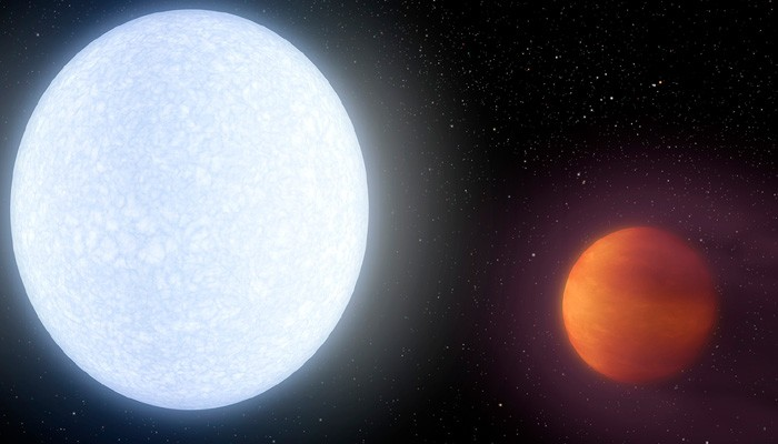 exoplanet landscape orbiting giant planet - photo #38
