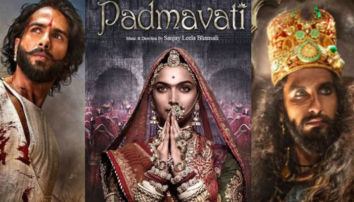 'Padmavati' row: CBFC decides to proceed with certification after title change
