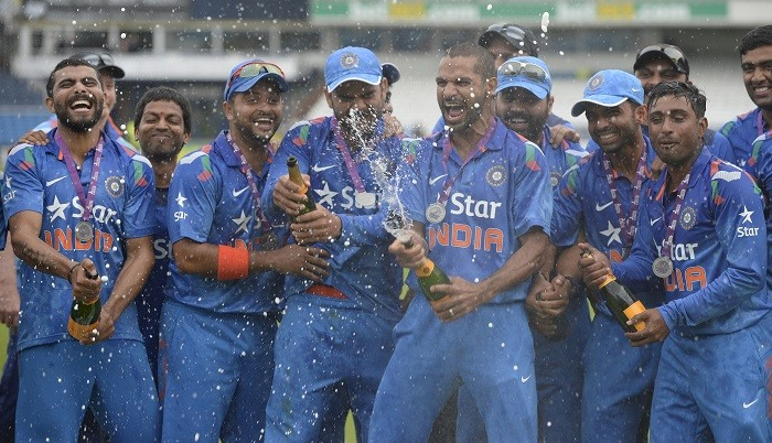 India ODI series win