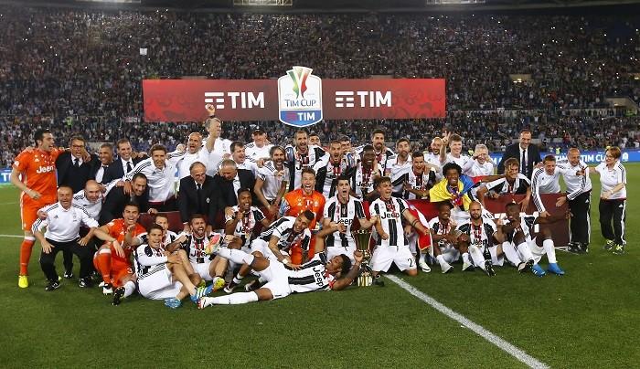 Juventus Coppa Italia