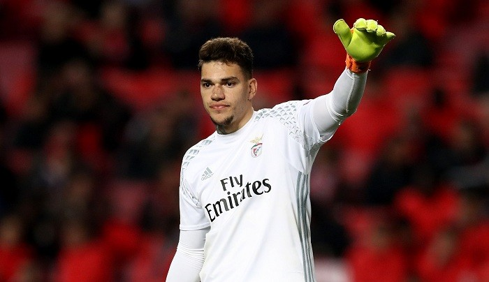 Benfica sells goalkeeper Ederson Moraes to Man City for $45M