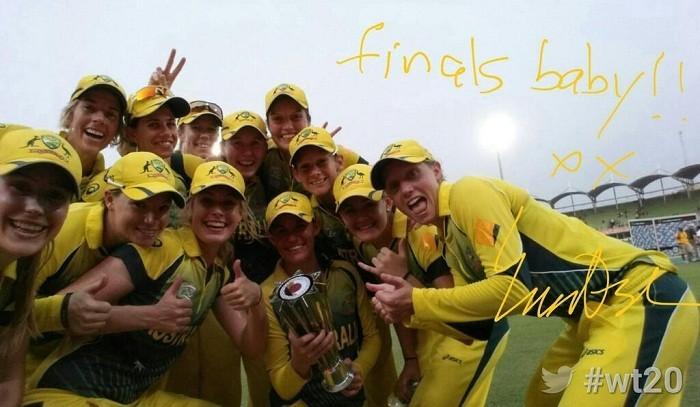 ICC Women's World T20 2014