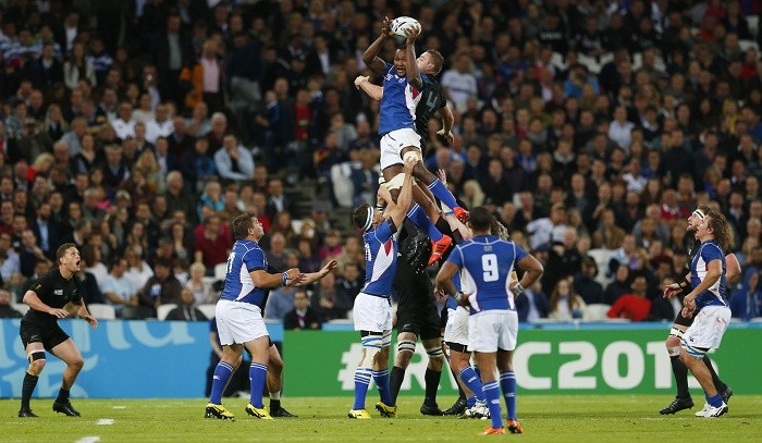 Namibia New Zealand 2015 Rugby World Cup