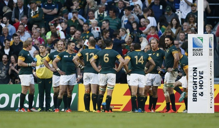 South Africa Japan 2015 Rugby World Cup