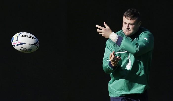 Robbie Henshaw Ireland 2015 Rugby World Cup
