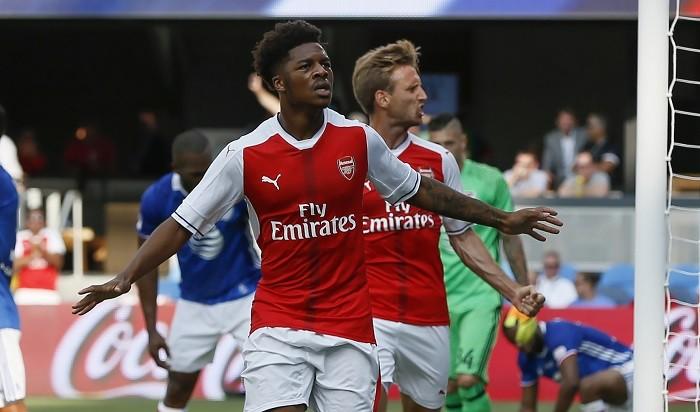 Chuba Akpom Arsenal