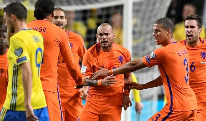 Netherlands Sneijder
