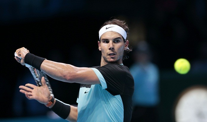 Rafael Nadal ATP World Tour Finals 2015