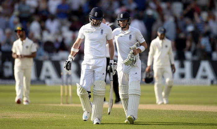 James Anderson Joe Root England