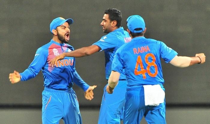 India Kohli Ashwin Raina World T20 2016